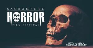 Sacramento Horror Film Festival @ Virtual