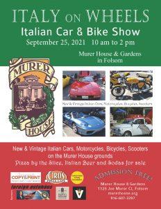Italy on Wheels @ Murer House